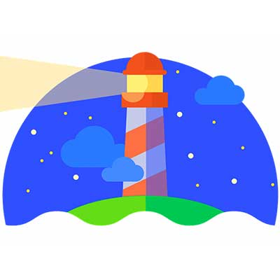 logo google lighthouse 400x400