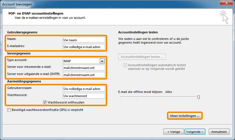 outlook2016 nl 05 ssl