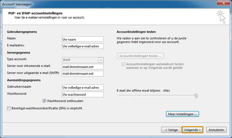 outlook2016 nl 06e ssl