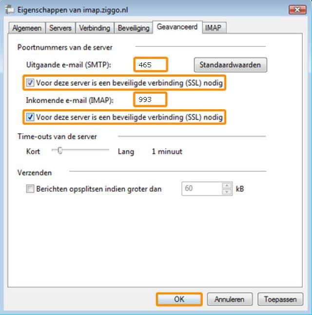 windows mail nl 08f ssl