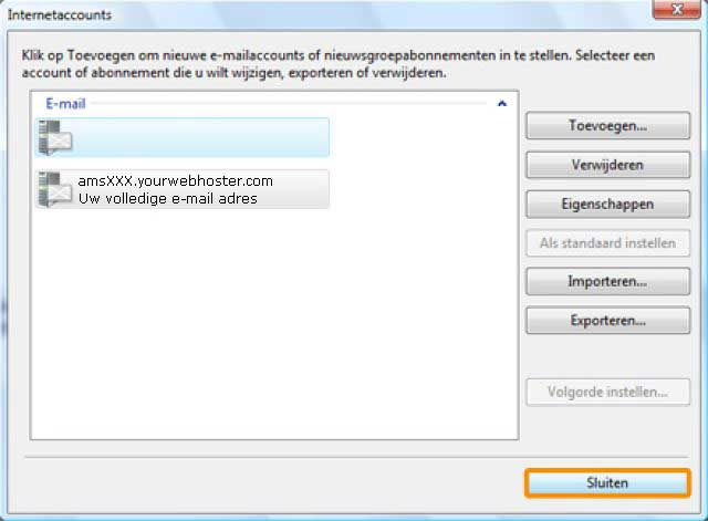 windows mail nl 09 ssl